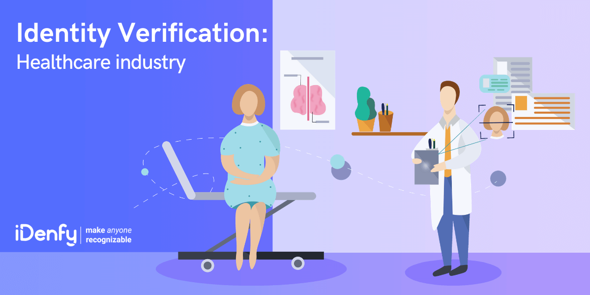 Identity Verification in The Healthcare Industry-cover
